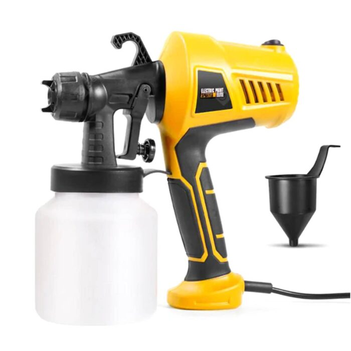 Gocomma Automatic Electric Spray Gun High Pressure Large Capacity 800ml Portable and Removable – Multi-A US Plug
