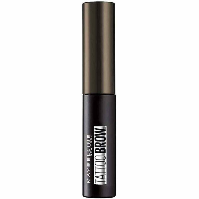 Maybelline New York – Encre à Sourcils Peel-Off – Tattoo Brow – Marron Foncé (03) – 4,6 g