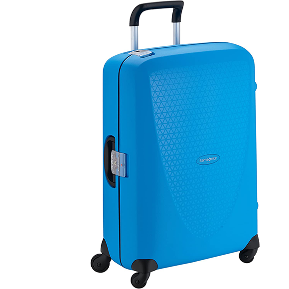 Samsonite Termo Young – Spinner Xxl Valise, 85 cm, 120 L, Bleu (Electric Blue)