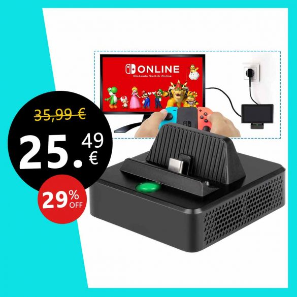 Charging-Stand-pour-Nintendo-Switch
